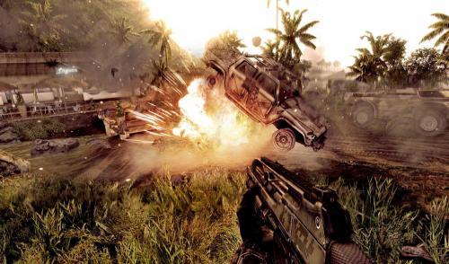 crysis warhead,crytek,shooter,screenshots