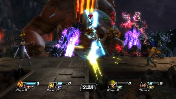 Neue Screenshots zu Playstation All-Stars Battle Royal